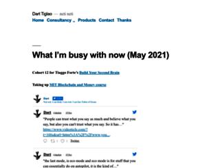 darttiglao.com screenshot