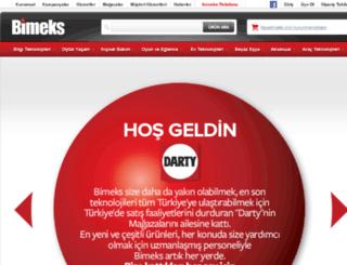 darty.com.tr screenshot