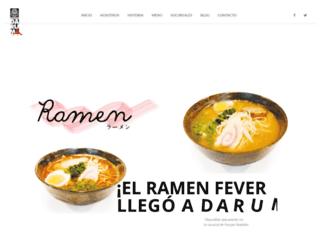 daruma.com.mx screenshot