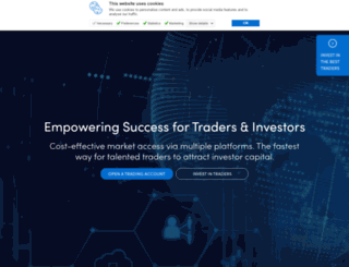darwinex.com screenshot