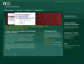darwinismeit.bcg.fr screenshot