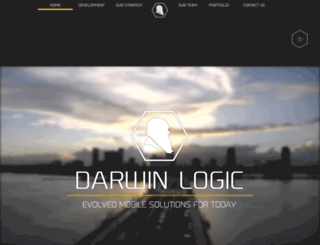darwinlogic.com screenshot