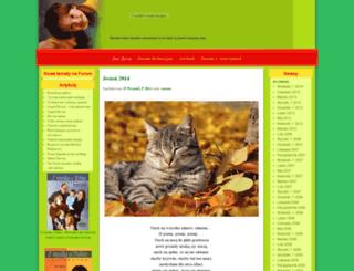 darzycia.pl screenshot