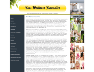 das-wellness-paradies.de screenshot