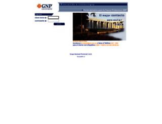 das.contactognp.com.mx screenshot