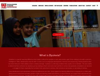das.org.sg screenshot