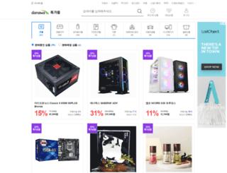 dasale.danawa.com screenshot