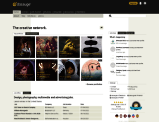 dasauge.com screenshot