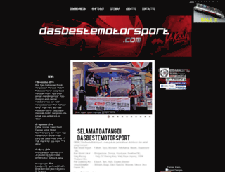 dasbestemotorsport.com screenshot