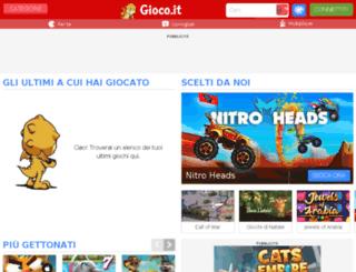 dascaricare.gioco.it screenshot