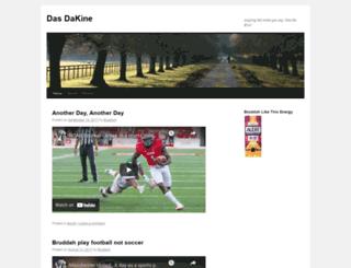 dasdakine.com screenshot