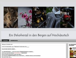 dasdekoherzalaufhochdeutsch.blogspot.co.at screenshot