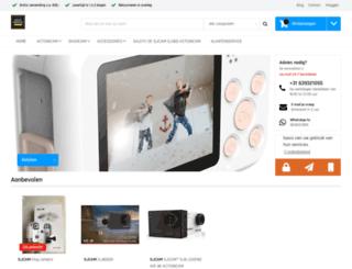 dashcammagazijn.nl screenshot