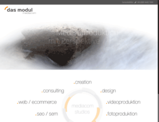 dasmodul.de screenshot