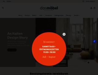dasmoebel.at screenshot