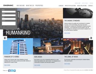 dasnac.com screenshot