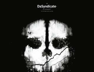 dasyndicate.sweell.com screenshot