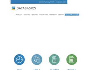 data-basics.net screenshot