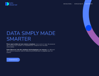 data-observer.com screenshot