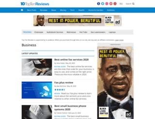 data-recovery-software-review.toptenreviews.com screenshot