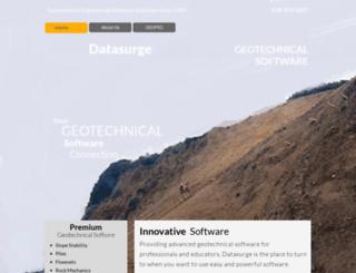 data-surge.com screenshot