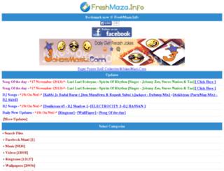 data.freshmaza.com screenshot