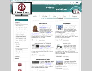 data.infognition.com screenshot