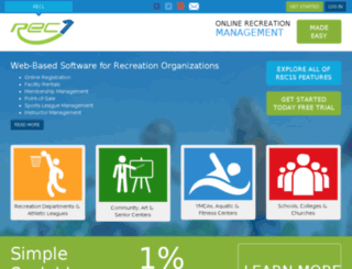 data.rec1.com screenshot