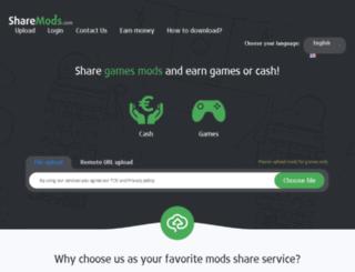 data.sharemods.com screenshot