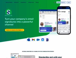 data.sigilium.com screenshot