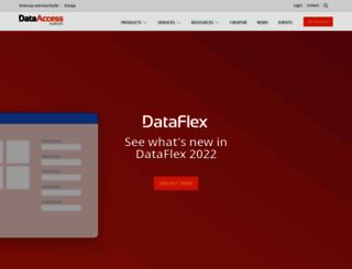 dataaccess.nl screenshot