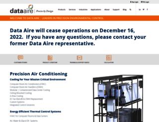 dataaire.com screenshot