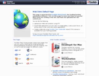 database.bigandsmallmedia.com.au screenshot