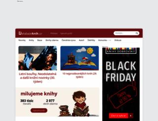 databazeknih.cz screenshot