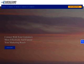 datacompwebtech.com screenshot