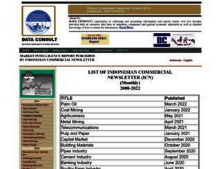 datacon.co.id screenshot
