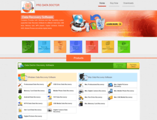 datadoctor.biz screenshot