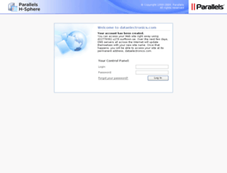 dataelectronics.com screenshot