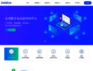 dataeye.com screenshot