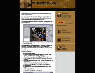 datahammer.de screenshot