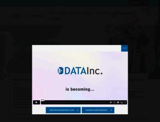 datainc.biz screenshot