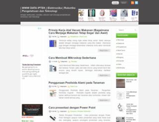 dataiptek.blogspot.co.id screenshot