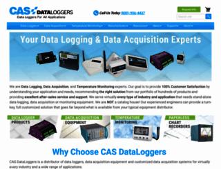 dataloggerinc.com screenshot