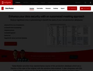 datamasker.com screenshot