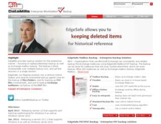 datamills.com screenshot
