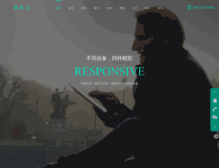dataone.cn screenshot