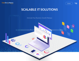 dataonmatrix.com screenshot