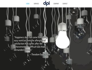 dataparadigm.com screenshot