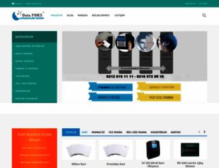 datapdks.com screenshot