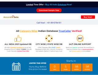 dataprovider.co.in screenshot